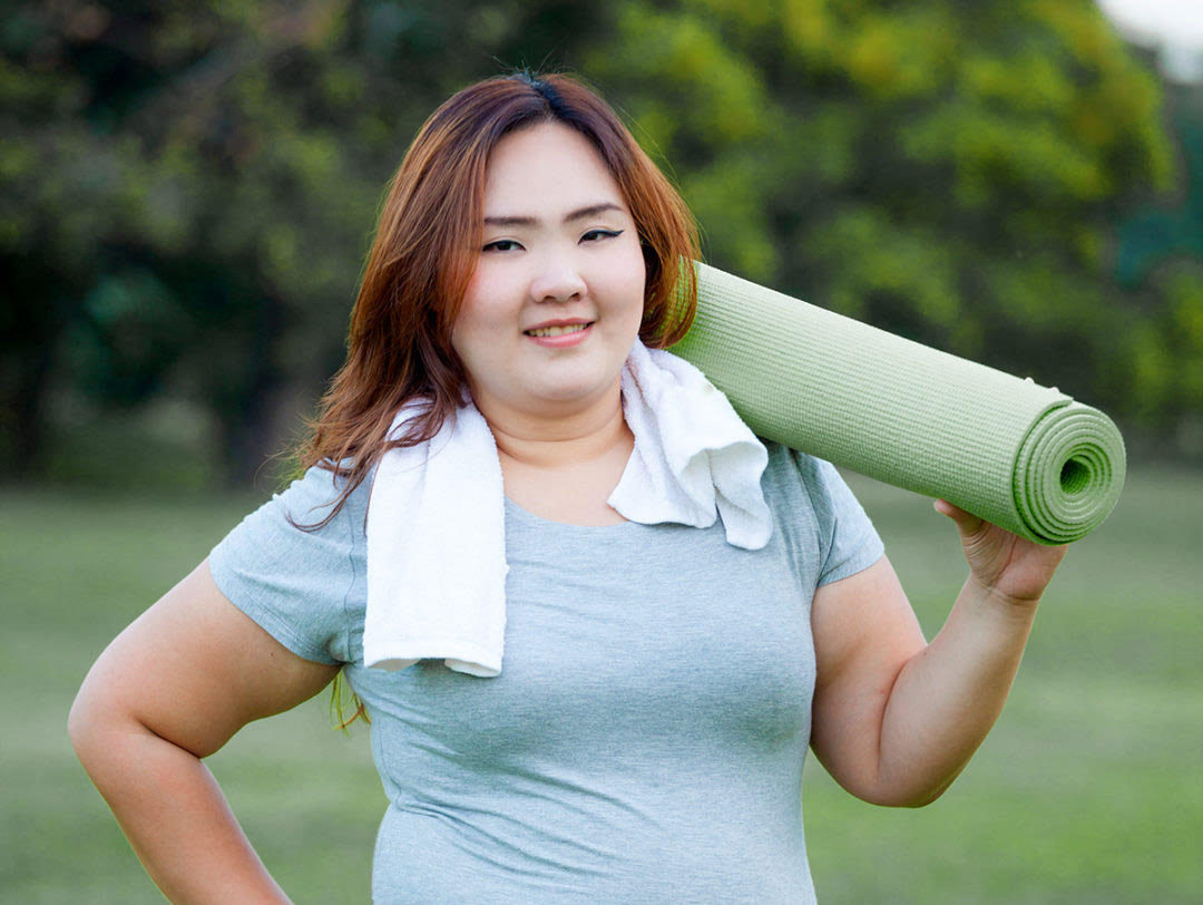 TINA: I Conquered Darkness and Today I Own a Yoga Studio
