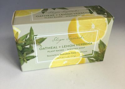 Oatmeal & Lemon Verbena