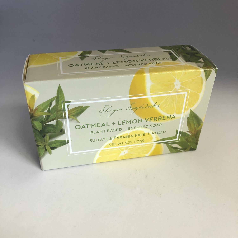 Oatmeal & Lemon Verbena