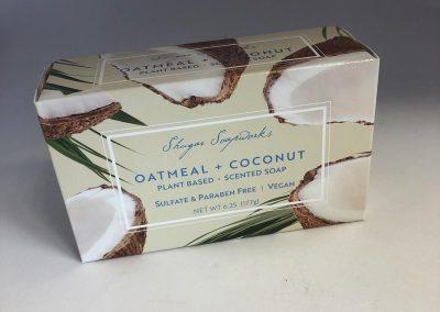 Oatmeal & Coconut