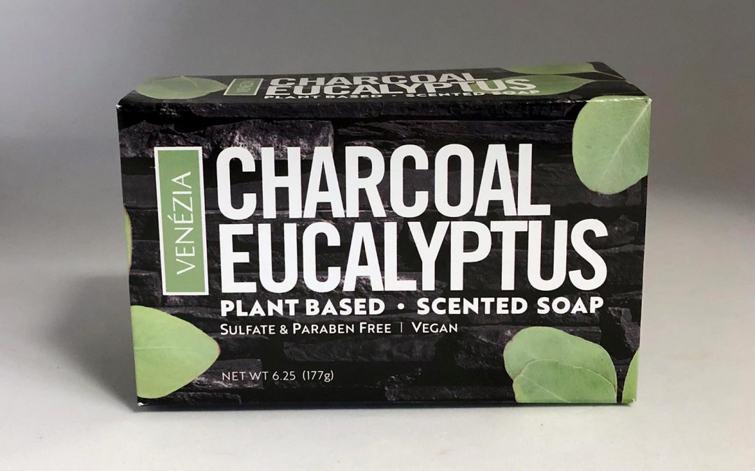 Father's Day Delights: Lemon and Charcoal Eucalyptus