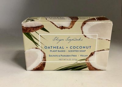Oatmeal + Coconut
