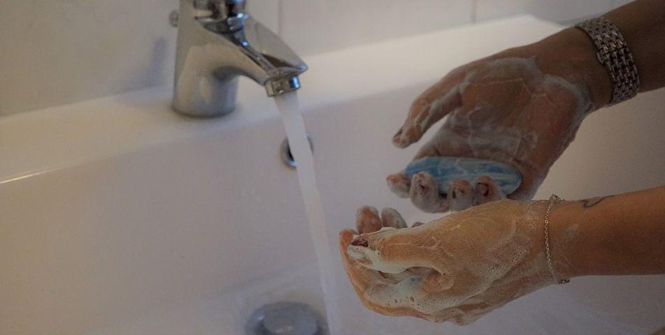 NATURAL BAR SOAP… ISN'T DIRTY!
